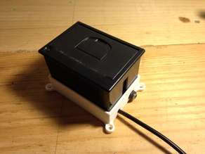 Stand for Adafruit Tiny Thermal Printer