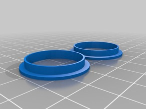 Y Axis Bearing guide 608zz prusa i3 pro steel