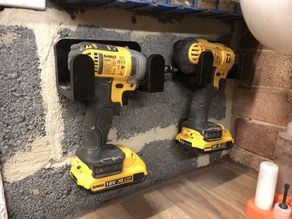 Dewalt 18v XR Drill Wall Mount