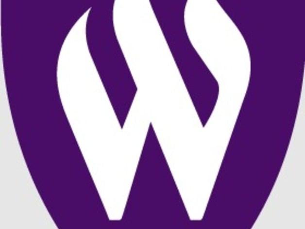 Weber State University Logo by joshuarose9 - Thingiverse