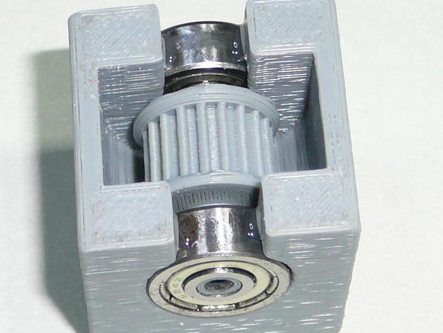 Pulley Gear Designer Software