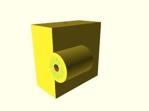 Printrbot Play Crossbar Filament Guide