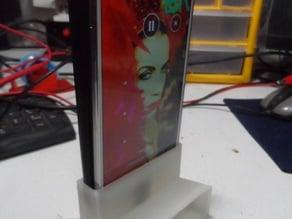 Samsung Galaxy Note 3. Soporte con amplificación pasiva