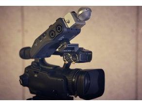 Кронштейн для Canon XF100