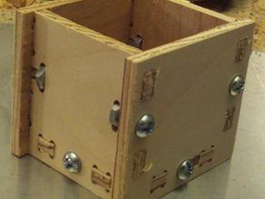 2-inch Plywood Box