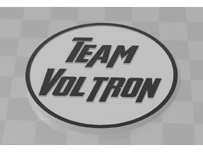 Team Voltron - Challenge Coin