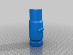Dyson - Makita dust collector adapter-
