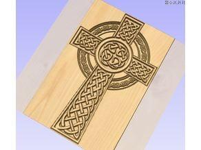 Celtic Cross for CNC Router