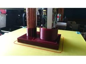 VapeStand tube 22mm