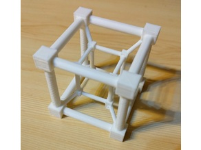 Hypercube (tesseract)