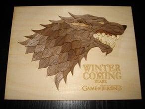 Game of Thrones - Stark Emblem