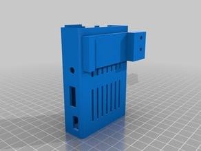 Raspi Case for Anycubic i3 Mega Improvement