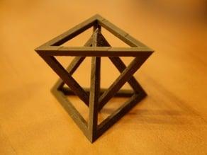 to (2) pyramides