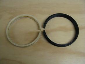 Subaru Center Cap Retaining Ring