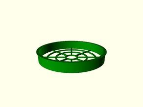 Customizable Filter Holder Ring