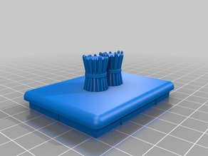 Settlers of Catan Storage Bin Lids for Modular Box System