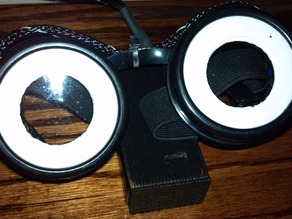 Kaleidoscope Eyes Diffuser and Battery Holder
