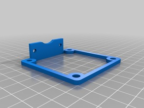 Y Axis 60mm Fan Mount