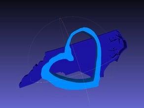Heart of the Carolina