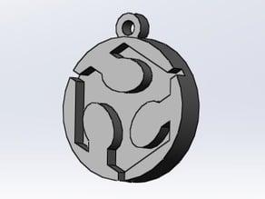 Fab Logo Pendant