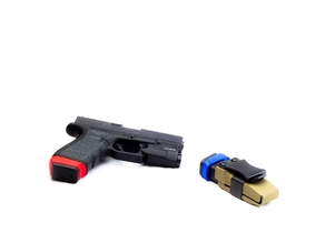 Glock 19 Extended Magazine Sleeve