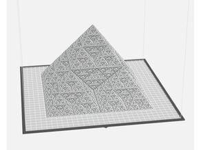 Super Duper Fractal Pyramid