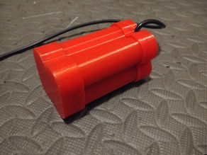 18650 Lithium Ion 4-Cell Battery Pack
