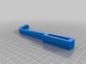 Reinforced Ender 3 (Pro) Filament Guide
