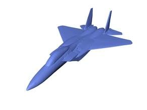 Jet plane F-15