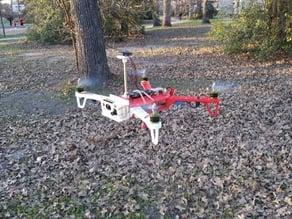 Crossfire Quadcopter Mod compilation