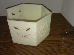 Disturbed Lamp / Bowl