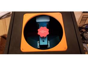 Anycubic Photon Top Panel 120mm Fan Mount
