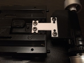 H-Plate for Kyosho Mini-Z MR-02/MR-015 RM