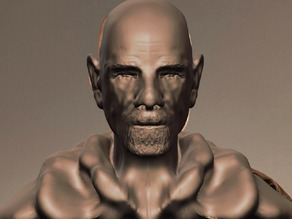 Heisenberg - Sculptris