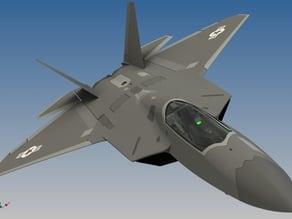 F-22 Raptor HQ