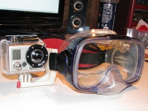 GoPro Scuba Mask Mount
