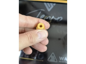 Adaptor for Magnet-MK10 for Titan extruder Tevo Tornado