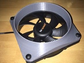 120mm Fan Adapter to DN100 HT Pipe
