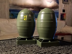 Can Bomb Koozie