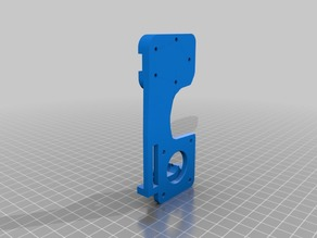 CR-10 TPU Extruder with original filament runout sensor