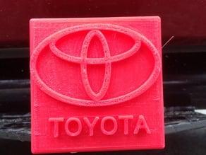 Toyota Trailer Hitch Plug