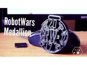 Robots Medallion