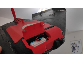 s800 camera and gps tracker cover