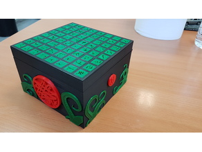 The Necronomicon Maze Box