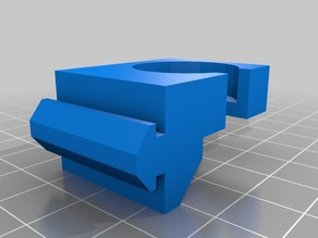 Creality Ender 3 - Z Axis bearing support