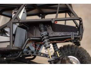 Rear inner fender for Axial Wraith