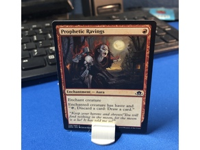 Table top / board game card holder