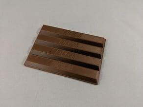 Kit-Kat chocolate bar