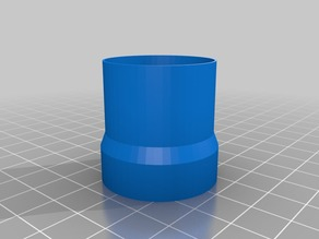 Customizable cylinder adapter