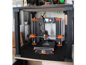 Simple 3D Printer Case